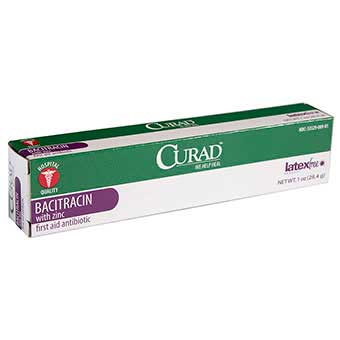Medline Bacitracin Ointment with Zinc - 1oz Tube at Sears.com