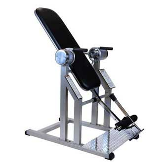 Teeter Power VI GL Commercial Supine Inversion Table w/Gravity Lock at Sears.com