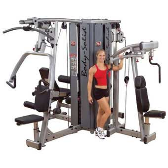 Body Solid - Base Frame For Pro Dual Multi-Stack at Sears.com